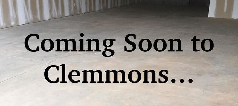Coming Soon to Clemmons