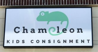 Chameleon Kids Consignment